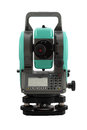 Compact theodolite Royalty Free Stock Images