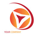 Company  logo Royalty Free Stock Photo
