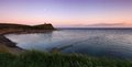 Compartiment Angleterre de Kimmeridge Photo stock