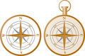 Compass Vector Royalty Free Stock Photography