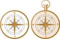 Compass Vector Royalty Free Stock Photo