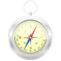 Compass vector illustration Stock Photography