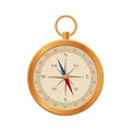 Compass Vector. Wind Rose Retr...
