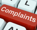 Complaints Key Shows Complaini...
