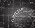 Compliance Blackboard Machine