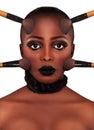 image photo : Makeup. Make-up Face