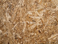 Compressed woodchip sheet background or texture Royalty Free Stock Photo