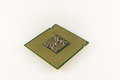Computer cpu isolated on a white background Royalty Free Stock Photos
