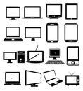 Computer display icons