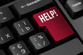 Computer Help Key