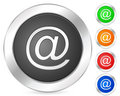 Computer icon e-mail Stock Image