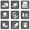 Computer icons Stock Photos