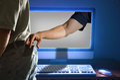 Počítač identita krádež