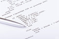 Computer program Stock Images
