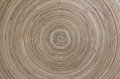 Concentric patterns of wood pattern with warm tones and clear Royalty Free Stock Image