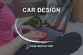 Concept of car design