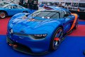 Concept car Renault Alpine A110-50 Stock Photo