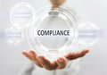 Concept For Compliance For Services Royalty Free Stock Photo