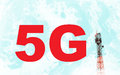 Concept for global 5G Royalty Free Stock Photo