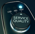 Concept of high service quality