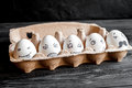 Concept social networks communication and emotions - eggs