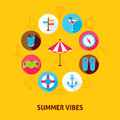 Concept Summer Vibes