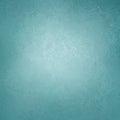 Conception grunge de texture de fond de vintage riche de luxe bleu abstrait de fond avec la peinture antique élégante sur l Image stock