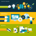 Concepts For Web Banners And P...
