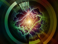 Conceptual Space Emitter Royalty Free Stock Photo