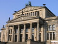 Concert Hall of Berlin Royalty Free Stock Images