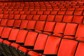 Concert Hall seating Royalty Free Stock Image