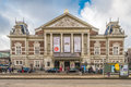 Concertgebouw amsterdam the music hall Royalty Free Stock Images