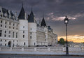 Conciergerie. Royalty Free Stock Image