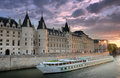 Conciergerie. Royalty Free Stock Photography