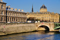 Conciergerie, Paris, France Photo stock