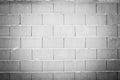 Concrete Blocks Wall Royalty Free Stock Photo