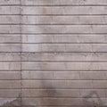 Concrete bricks texture tile able Royalty Free Stock Photo