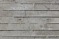 Concrete foundation of new home close up a Royalty Free Stock Photography