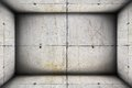 Concrete industrial interior backdrop unfinished for your design Stock Photo