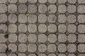 Concrete Octagon Sidewalk Pattern Texture Cigarette Background Royalty Free Stock Photo