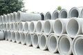Concrete pipe Stock Images