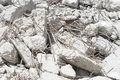 Concrete Rubble Stock Photography