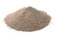 Concrete sand mix Royalty Free Stock Photo