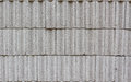 Concrete solid brick are stacked layers for sale Stock Images