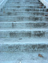 Concrete stairs 1 Stock Photo