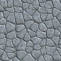 Concrete surface seamless texture tileable of poured as sett Royalty Free Stock Image