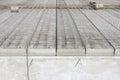 Concrete works Royalty Free Stock Photo
