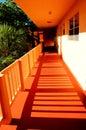 Condo Walkway