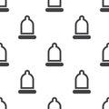 Condom, vector seamless pattern