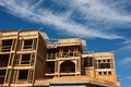 Condominium construction Stock Image